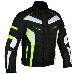 Top High Quality Mens Waterproof Genuine Motorbike Motorcycle Cordura Jacket For Riding