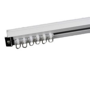 Universal White Aluminium Shower Curtain Track Universal White Aluminium Shower Curtain Track Suppliers Manufacturers Tradewheel
