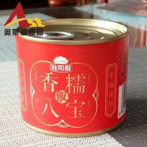 Wholesale canned Chinese purple glutinous rice pudding