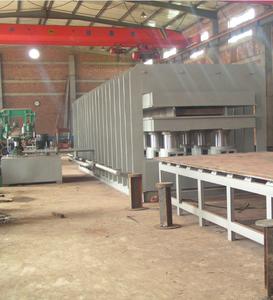 XLB-Q2000X10000 Conveyor Belt Rubber Vulcanizing Press Machine