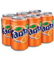 Fanta, Coca-Cola And Other Energy Drinks