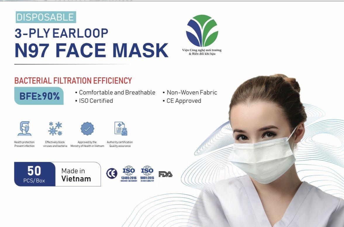 3 Ply masks