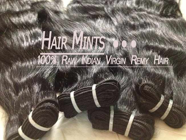 Indian Hair Extensions - Machine Weft Hair Extensions