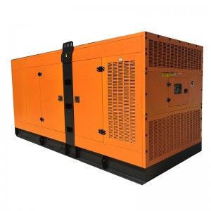 Silent Water Cooled Diesel Generator AP Series
