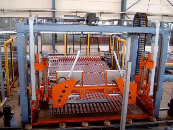 Automatic Tread Booking System