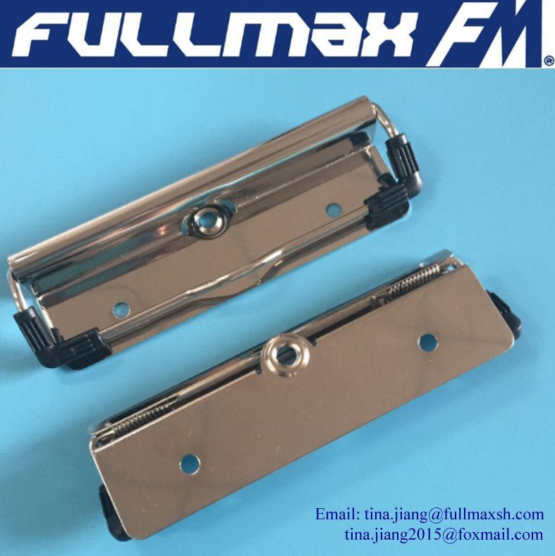 High Profile Metal Clipboard Clips