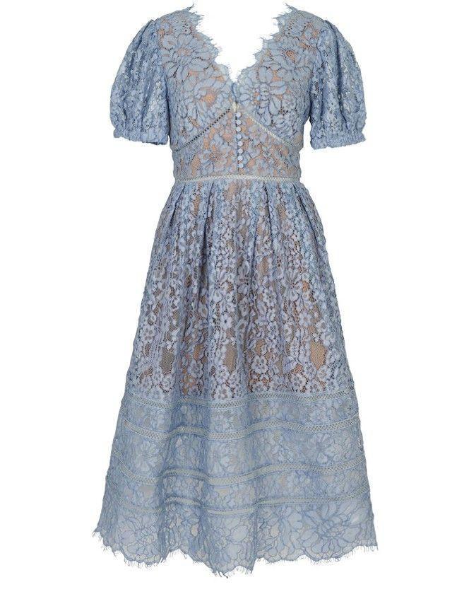 Short-sleeve party dresses
