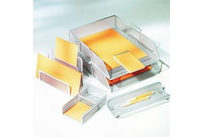 Two Document Trays