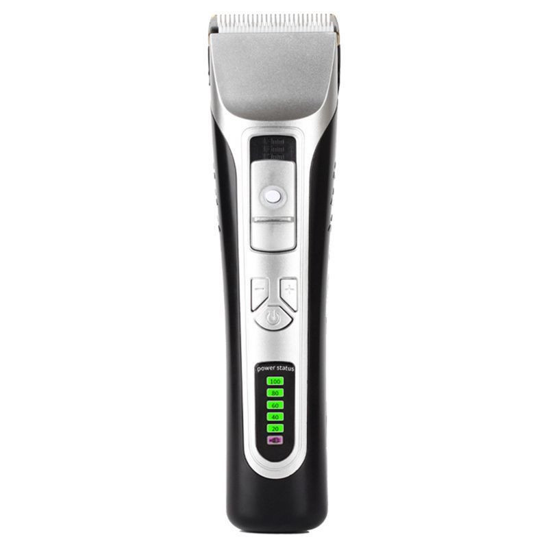 China Manufacturer Big Battery Capacity Hair Clippers Trimmer Easy For Cutting 618