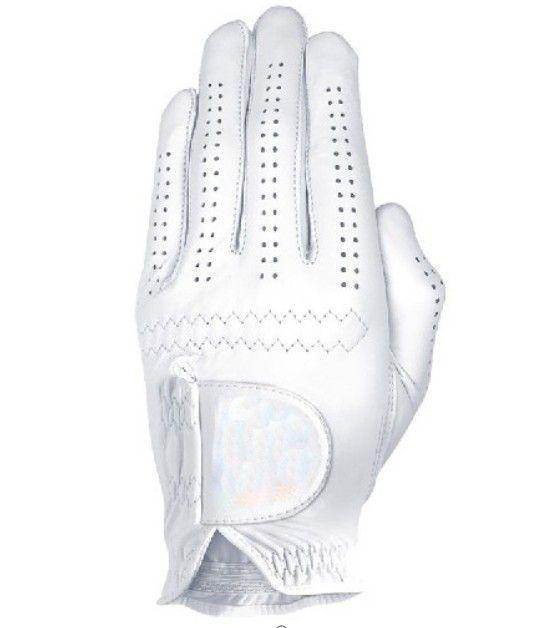 Custom Genuine cabretta Leather Golf Gloves