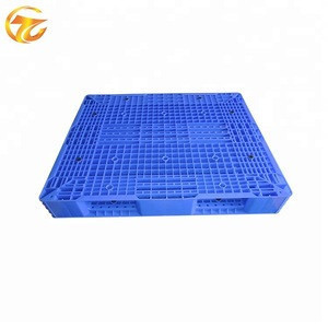 1200*1000*150mm Double Sides Heavy Duty Plastic Pallets 4-way Plastic Pallets