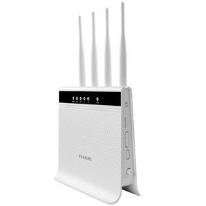 4G Router external antenna dual band 1200Mbps WiFi Hotspot Wireless  Wifi Router WAN LAN Broadband With Sim Card Slot