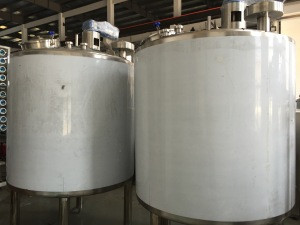 50m3 stainless steel water storage tank