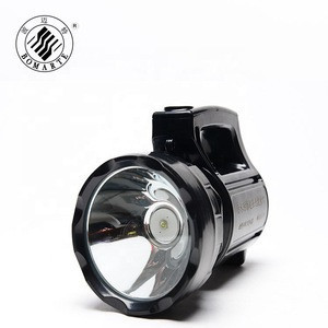 8 watts Led Searchlight hunting Camping Rechargeable Led Spotlight