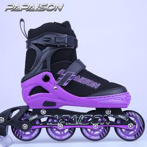 Adjustable  Flashing Safe Rollers Skate Heels Skating high quality inline skates