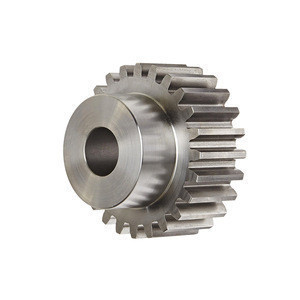 Agricultural machinery forged spur gear metal spur gear aluminum spur gear