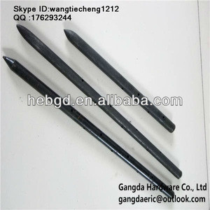 Building concrete forms accessories Nail Steel Stake