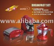 CE GS CB 3 in 1 breakfast maker