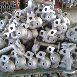 China casting and forging aluminum or steel part