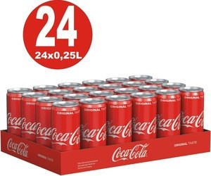 Co ca Cola Soft Drinks, 330 ml cans, 500 ml, 2 Litre bottles