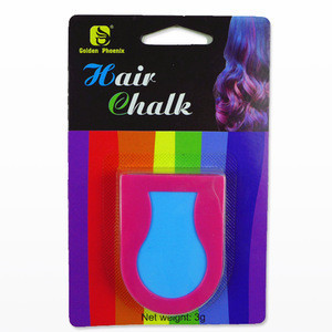 Colorful factory price popular easy to operate hair chalk/hair dye