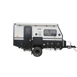 COMPAKS RV High-end atmospheric off road camper trailer camping trailer off road