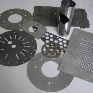 Custom Stainless Steel Fabrication Stainless Steel Laser Cutting Service