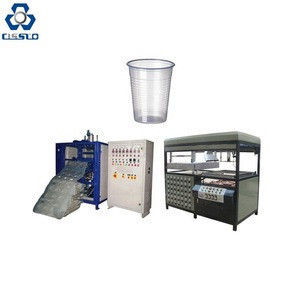 Disposable Plastic Cup Making Machine with CE Standard