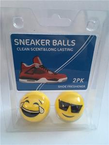 Eco-friendly Aroma shoes air freshener ball