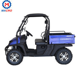 Full Automatic Shaft Drive 400cc UTV Water Cold Utility Vehicle