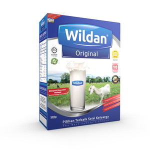 Full Cream Baby Milk Powder Wildan Niaga Original Dry Goat Milk