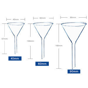 Glass Conical Funnel Manufacturer