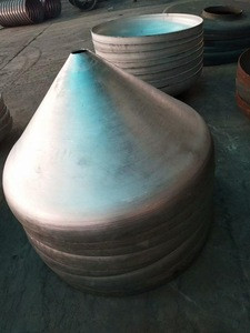 Head conical head stainless steel tank cover  for pressure vessel