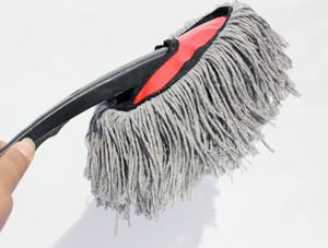 High quality small wax car wash brush/car dust brush/car cleaning brush