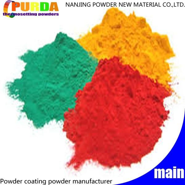 Home Interior Epoxy Polyester Powder Paint