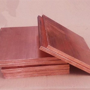 Hot Pure 0.2Mm C10100 Copper Sheet