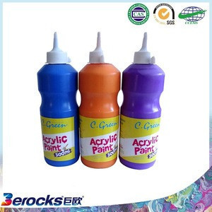 Hot Sale Reasonable Price acrylic paint artistic 500ml/acrylic paint art