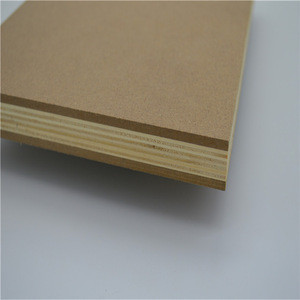 Hot Sell High Gloss White Melamine veneered mdf board