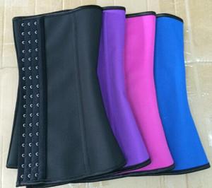 In-Stock Items Supply Fajas Colombianas Latex Waist Trainer training corset Cincher Shapewear Sport Girdle body shaper