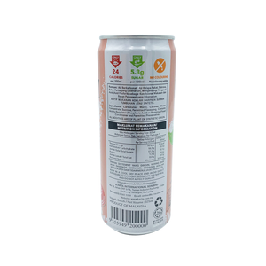 Karta Fizz Coconut Water with Grapefruit Flavor Carbonated Soft Drinks Can (325ml)