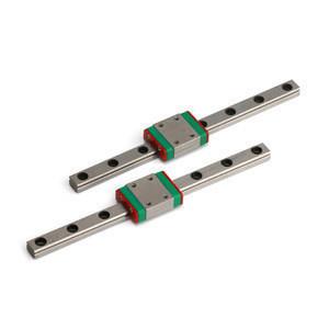 Linear block MGN7C MGN7H linear guide linear rail 100mm 150mm 200mm length MGN7