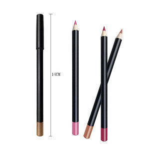 Lip Liner Pencil Waterproof Cosmetics Vendor Long Lasting Wholesale Lip Liner Private Label
