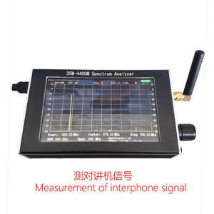 LTDZ_35M-4400M Handheld Simple Spectrum Analyzer