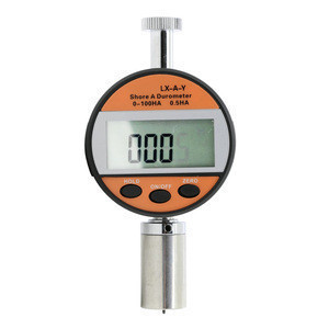 LX-A-Y RuoShui Digital Shore A Soft Rubber  Durometer Hardness Tester