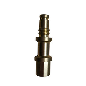 OEM Manufacturer Aluminum/Brass/Bronze/Stainless Steel Machining Parts For Auto
