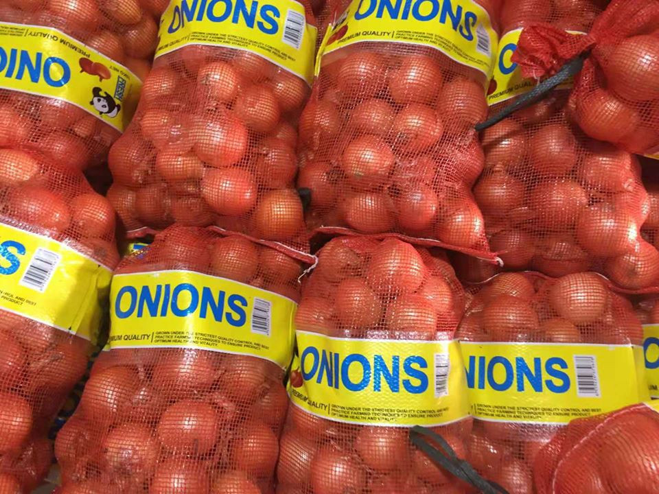 Organic Yellow Onion for exporter from South Africa