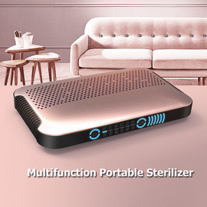 Plasma Air Cleaner Wardrobe Sterilizer Plasma Generator Lithium Battery Shoes Cabinet Sterilization