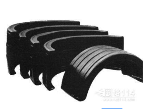 Plastic car fender, by roto mold make, lldpe/hdpe rotational mold