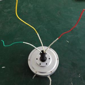 PMG165-0.05KW 250RPM wind generator Coreless generator Outer rotor three-phase permanent magnet alternator
