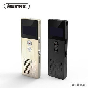 REMAX Audio Recorder with Speaker 8GB Portable Digital Business Voice Recorder Support Telephone Recording MP3 Player